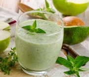 Easy Avocado Banana Smoothie Recipe